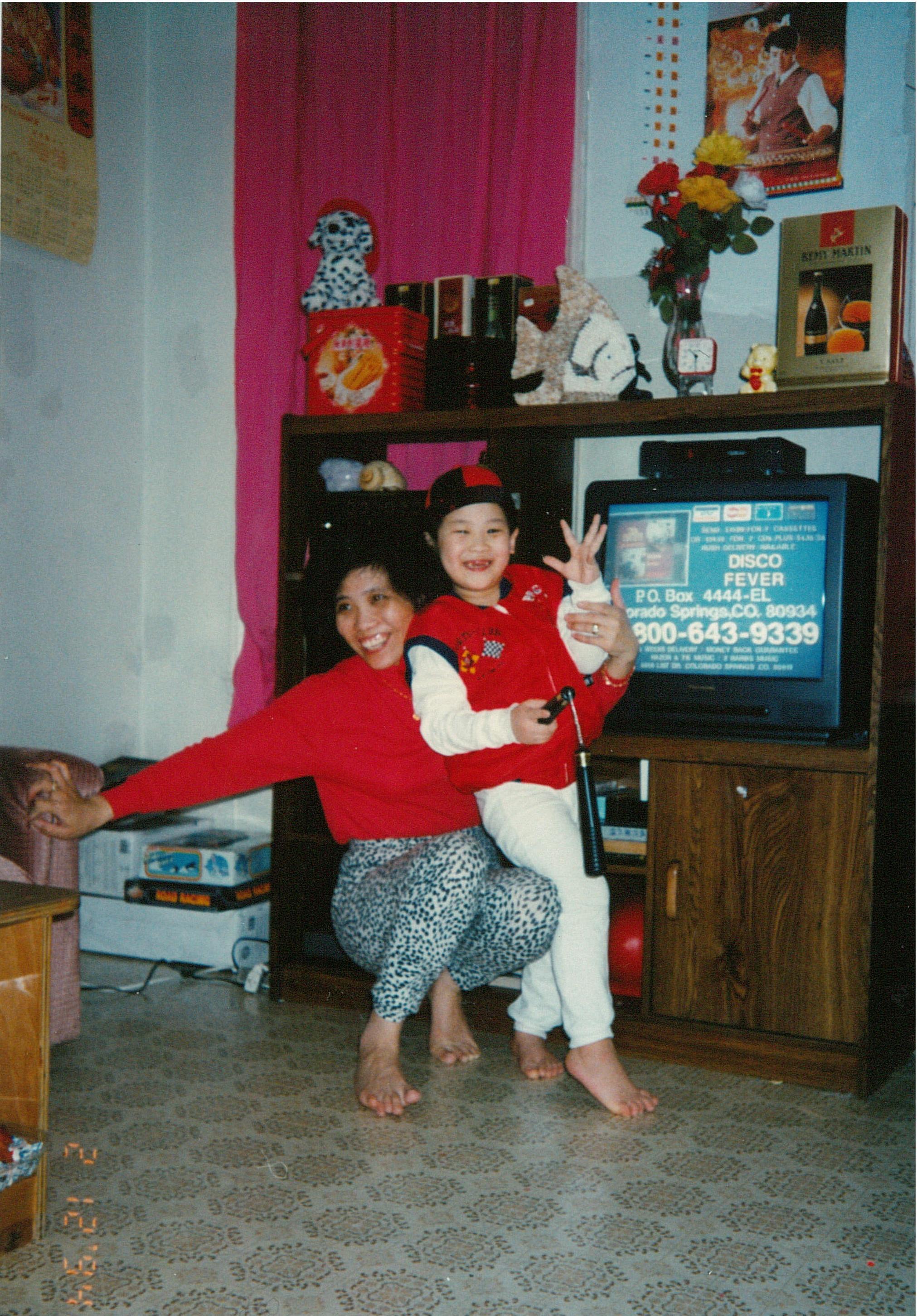 Chinatown Mom