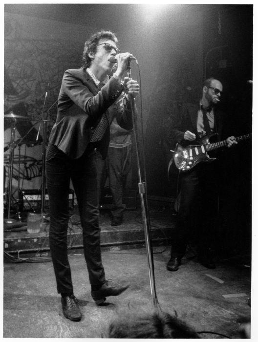 Richard Hell & Bob Quine CBGB's 1978