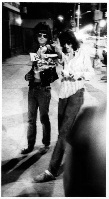 Joey Rmaone 1981