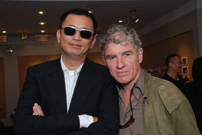 Wong Kar-Wai & Christopher Doyle - NYFF 2008