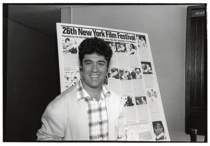 Pedro Almodovar, NYFF 1988