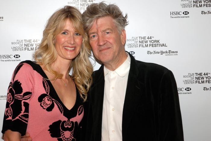Laura Dern & David Lynch NYFF 2006