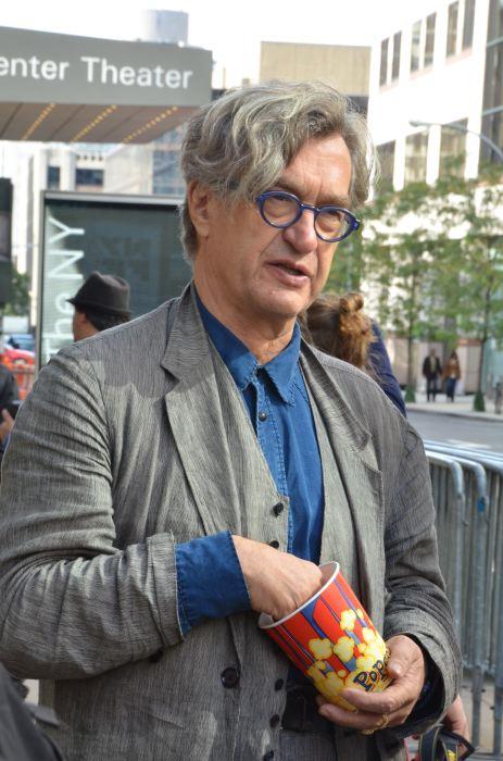 Wim Wenders NYFF 2010