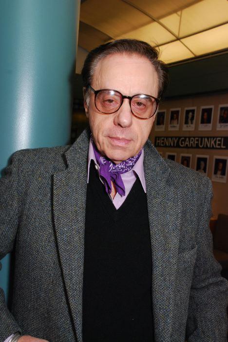 Peter Bogdanovich NYFF 2007