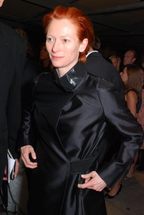 Tilda Swinton, NYFF 2007