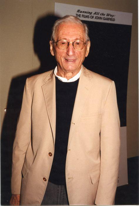 Abe Polonsky, 1996