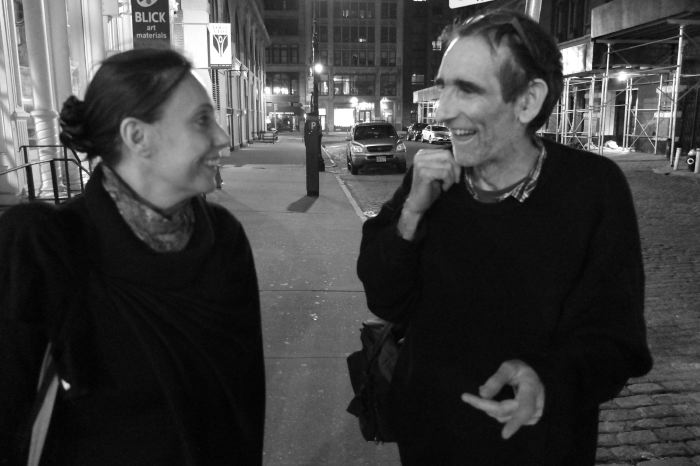 Richard & Isabelle on Bond St.