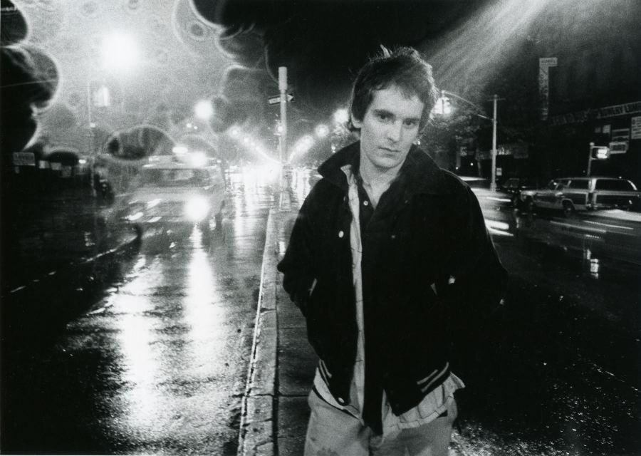 Alex Chilton, Bowery 1977