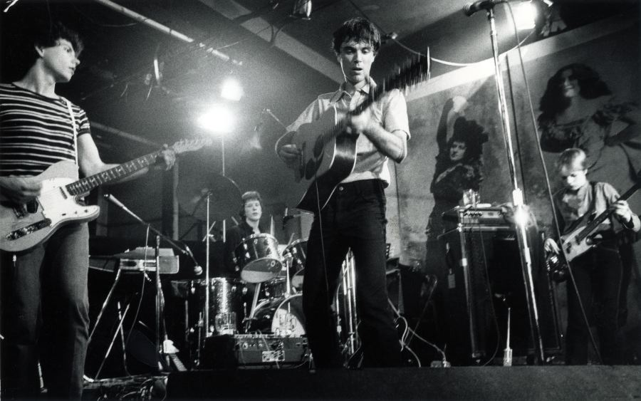 Talking Heads, CBGB's 1977