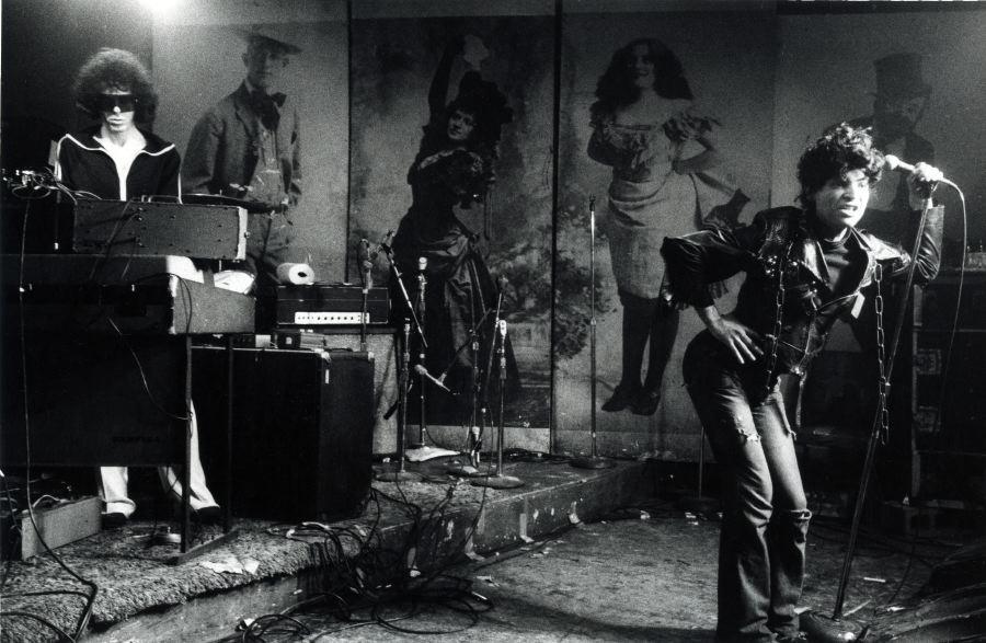 Suicide, CBGB's 1977