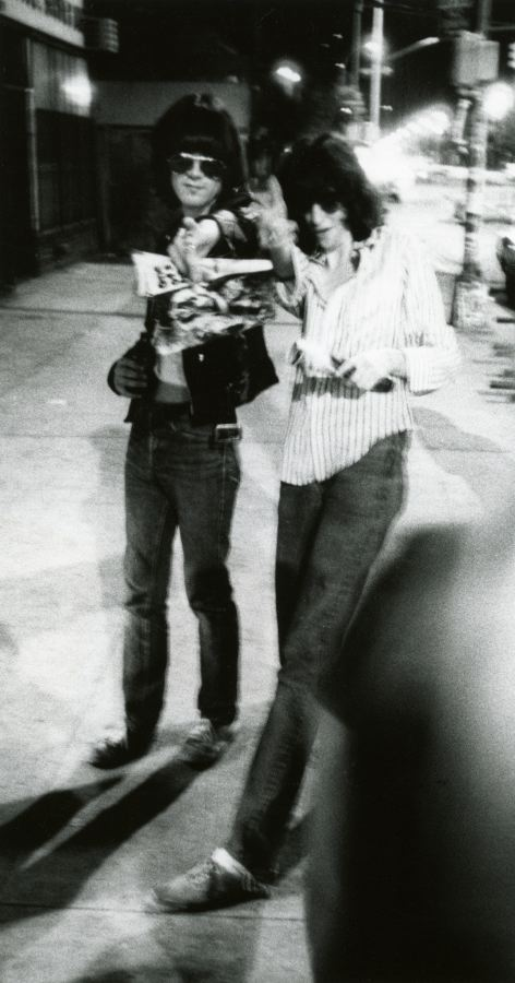 Ramones, Bowery 1977