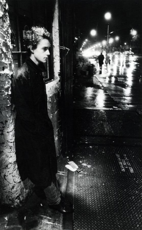 Christopher Parker, Bowery 1977