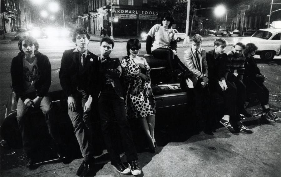 No Wave Punks, Bowery 1978