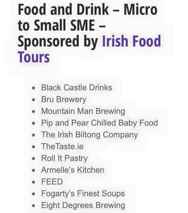 Black Castle Drink SME Finalists