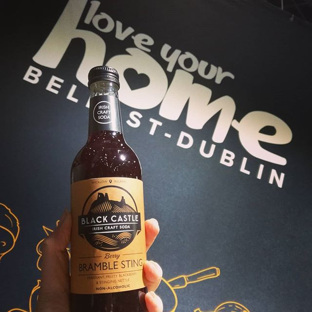 Setting up for the @loveyourhome.ie show in #CityWest this weekend! 🙌 It's a FREE event brilliant for anyone looking for #designinspo 🏡🔨🎨 Drop by the Food Village and quench your thirst with #BlackCastleDrinks Find us at stand J32 beside the kitchen theatre! . . . Saturday & Sunday 10am - 6pm #loveyourhome #citywest #asodalessordinary #blackcastlegingerbeer #gingerbeer #bramblesting #madeinwicklow #foodacademy #nonalcoholic