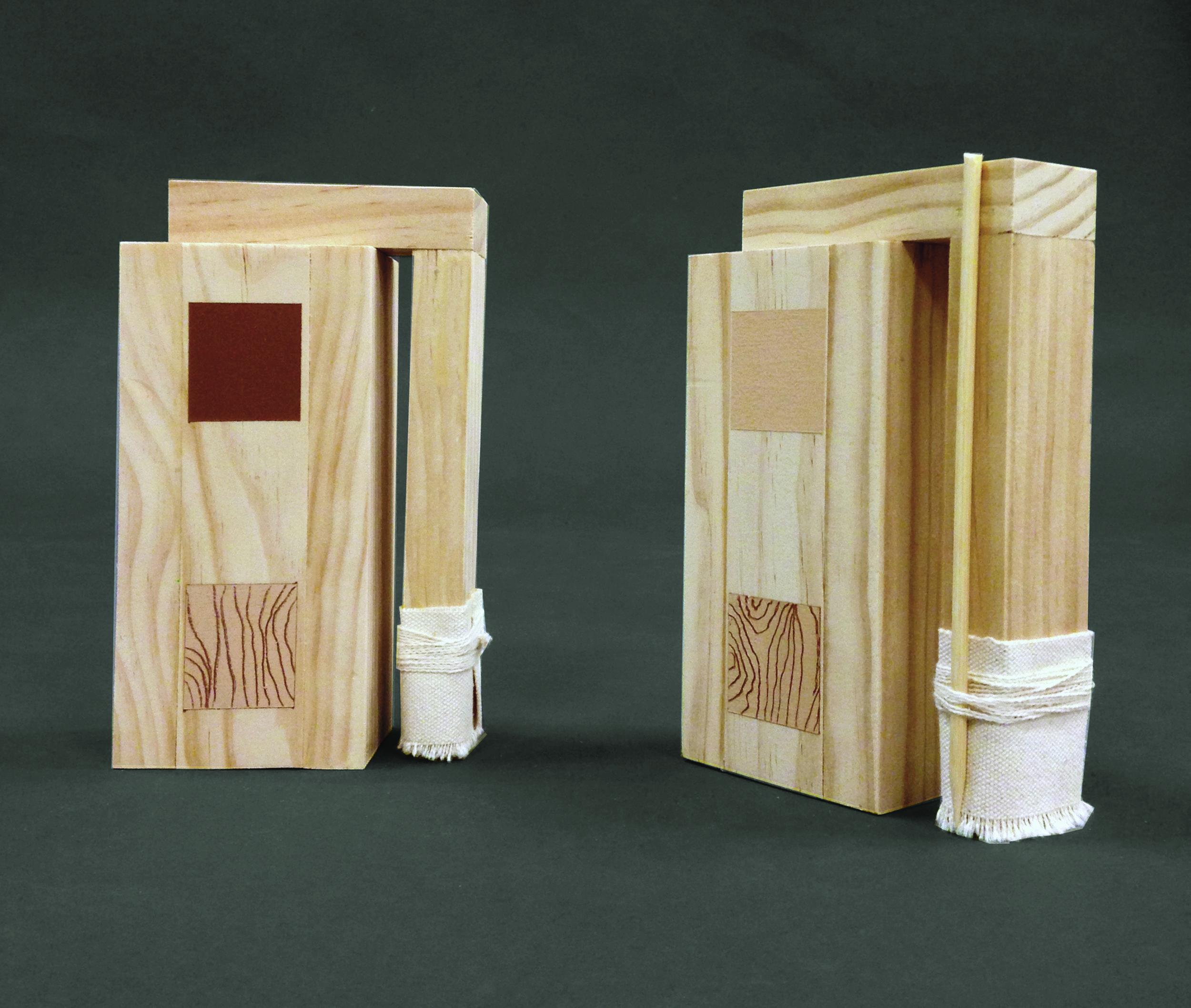 Paint + Brush Kit [Wood Grain]