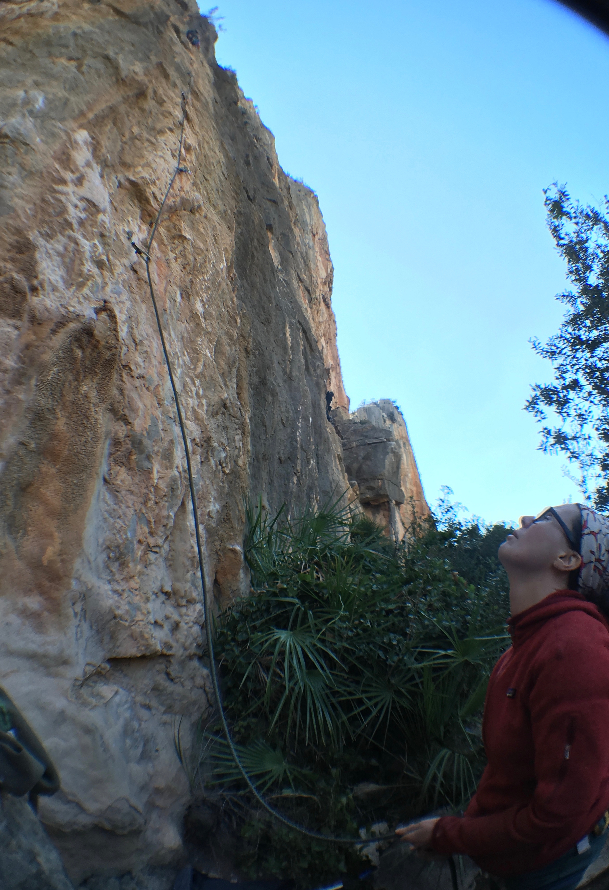Olloclip again - good range and funky images. Al/Aoife playing on a new 7b