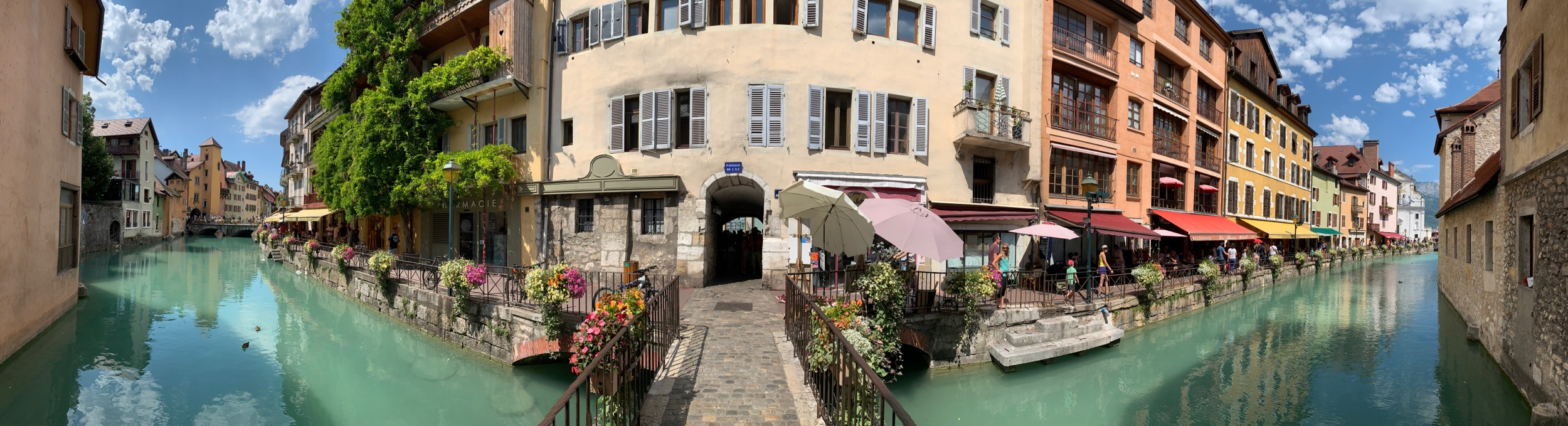 THe French Venice, Annecy