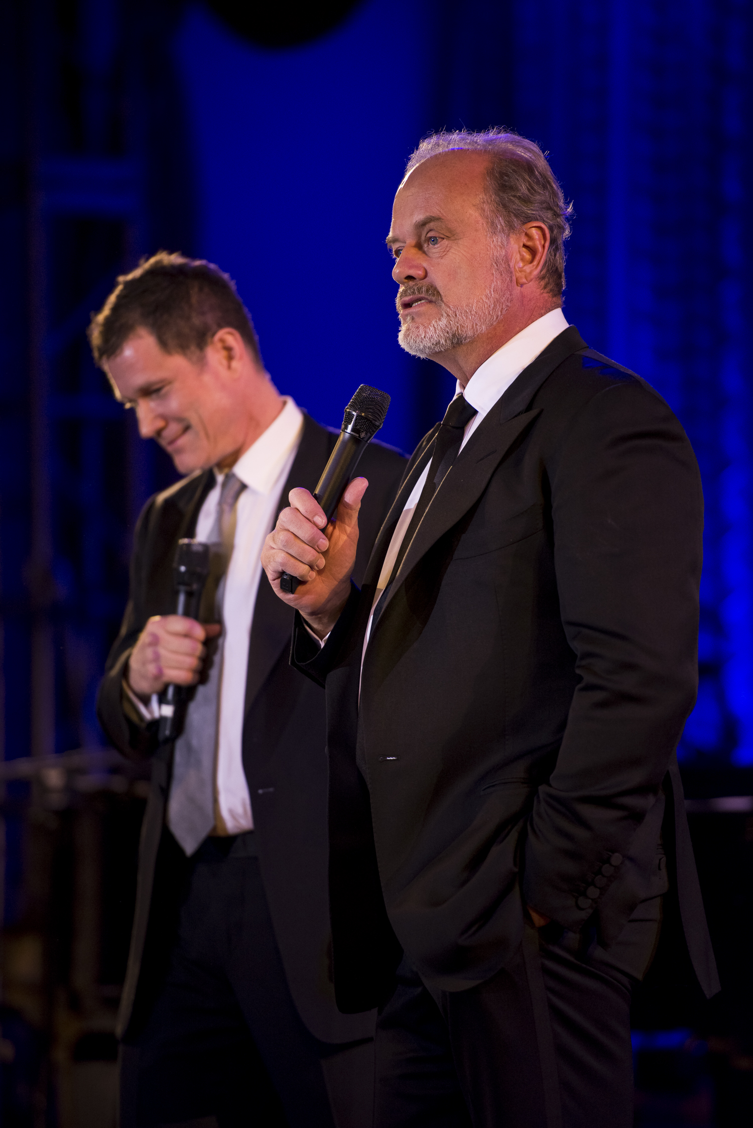 Kelsey Grammer and Dylan Walsh