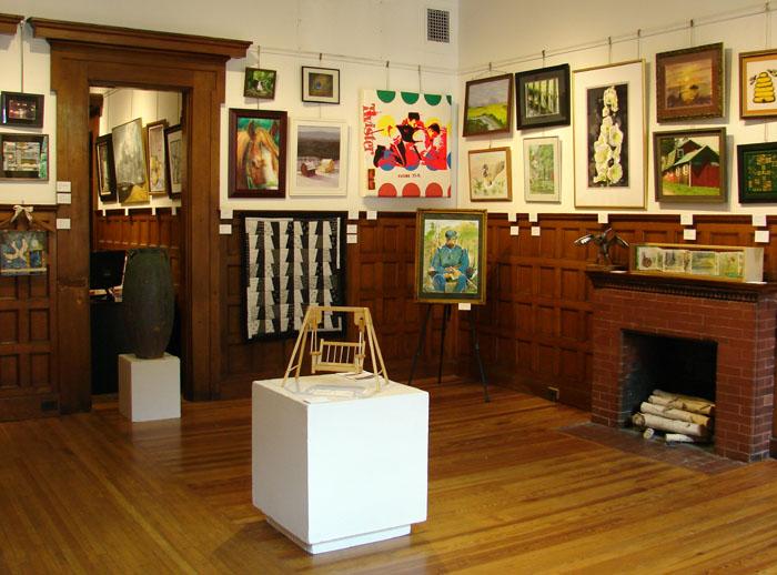 September 2013: Tioga Arts Council Members' Exhibition