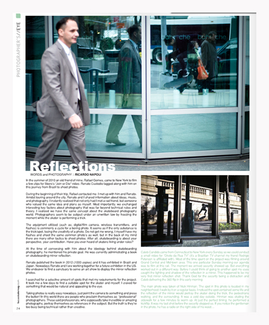 Reflection Article
