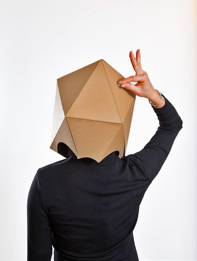 Infinity Helm