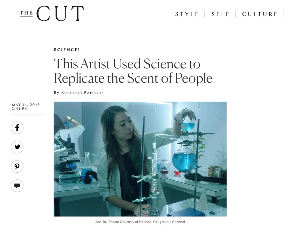 https://www.thecut.com/2018/05/artist-ani-liu-used-science-to-create-human-perfumes.html