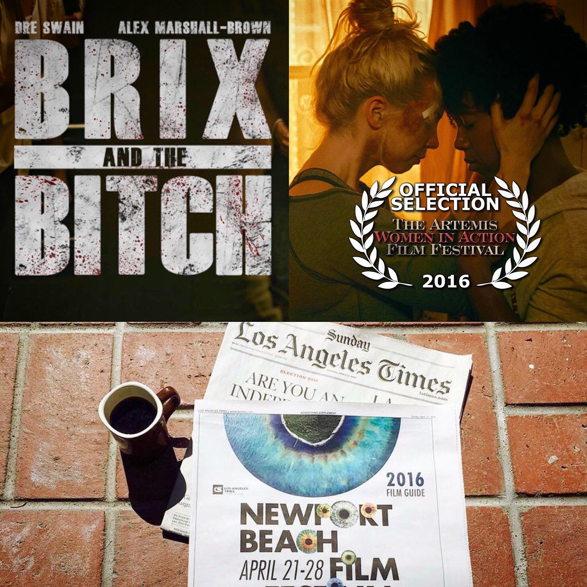 Experience our award winning film on the silver screen!