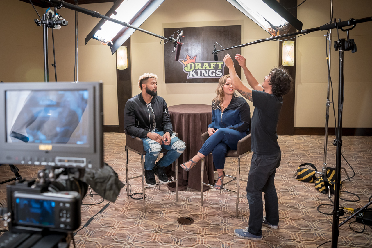 Face to Face with Ronda Rousey and Odell Beckham