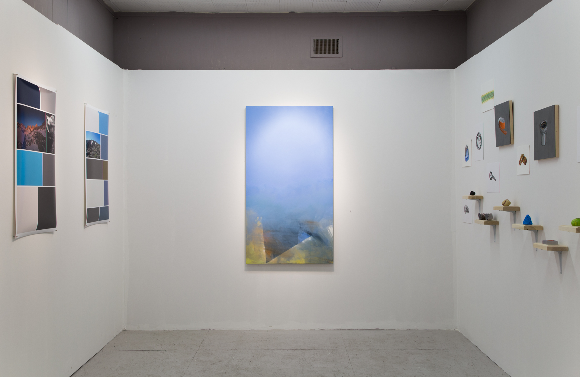 """""""Searching for Mountains (Series)"""" Aaron John Bourque, """"Leviathan"""" Michael MacMahon, """"The Absolute Wrong Thing"""" Samara Pearlstein"""
