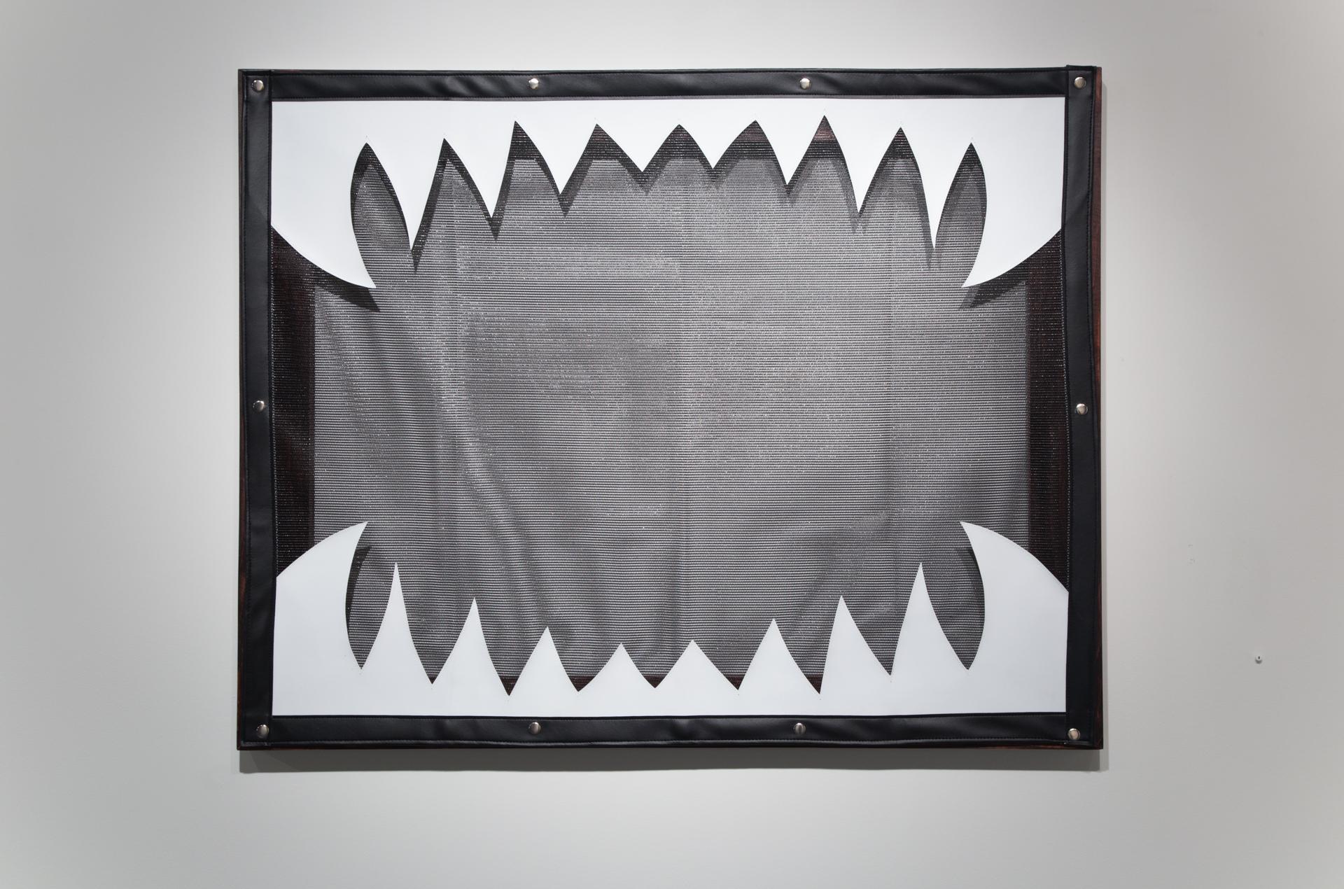 """FLD 120 Classic Jaws Teeth"" Cody Justus"
