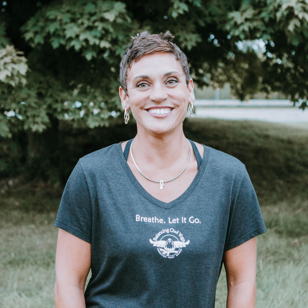 Kelly Schulze, RYT200, is an instructor at Balancing Owl Yoga and had back surgery last month. She is home recovering and looks forward to getting back into the studio in 2019.