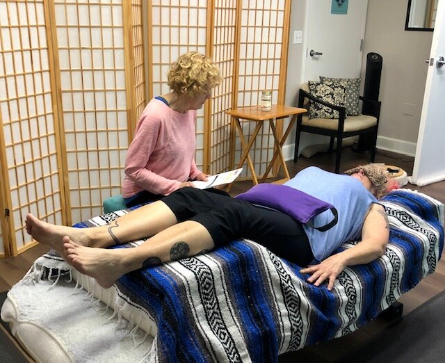 Carol Schubert, iRest Yoga Nidra Practitioner