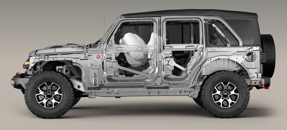 Under the skin:  The 2018 Jeep Wrangler Rubicon