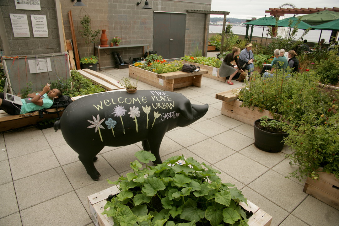 Pike Place Urban Garden