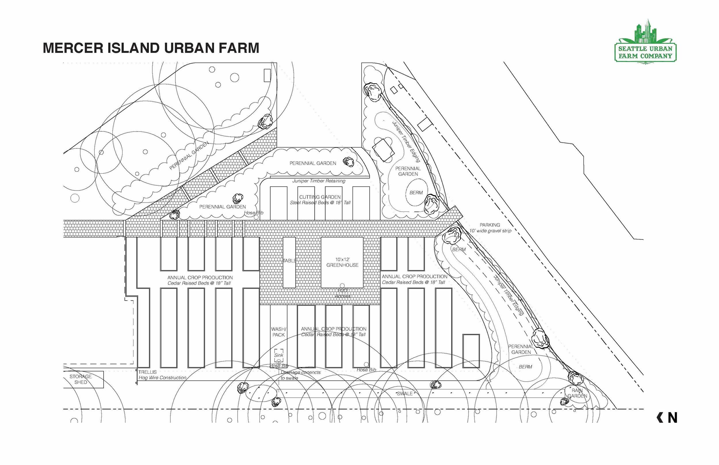 Mercer Island Urban Farm Plan_Seattle Urban Farm Co.
