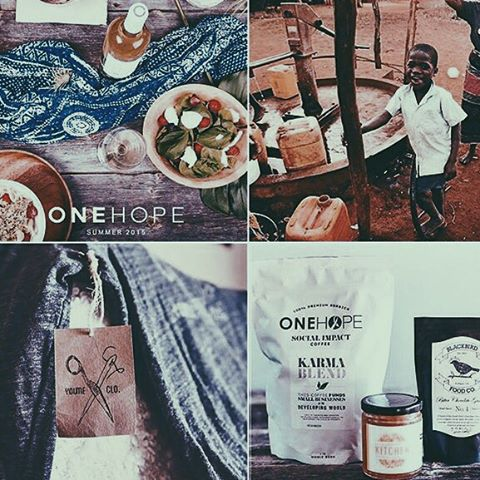 A big thank you to @gathrforgood @onehope @youmeclothing for hosting a wine for wells water event and all of you who came! That night = funds for 3 water well repairs in rural communities who have been waiting for clean water!