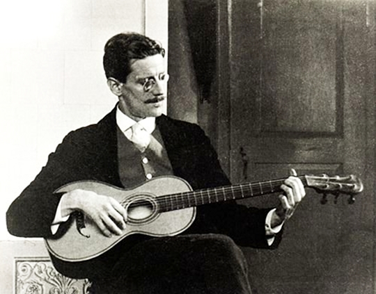 Joyce and guitar.jpg