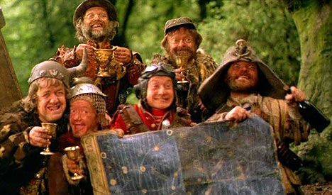 Still from Time Bandits (1981)