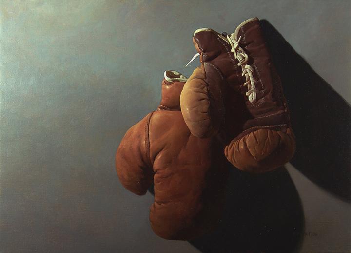 Gloves by Douglas Flynt