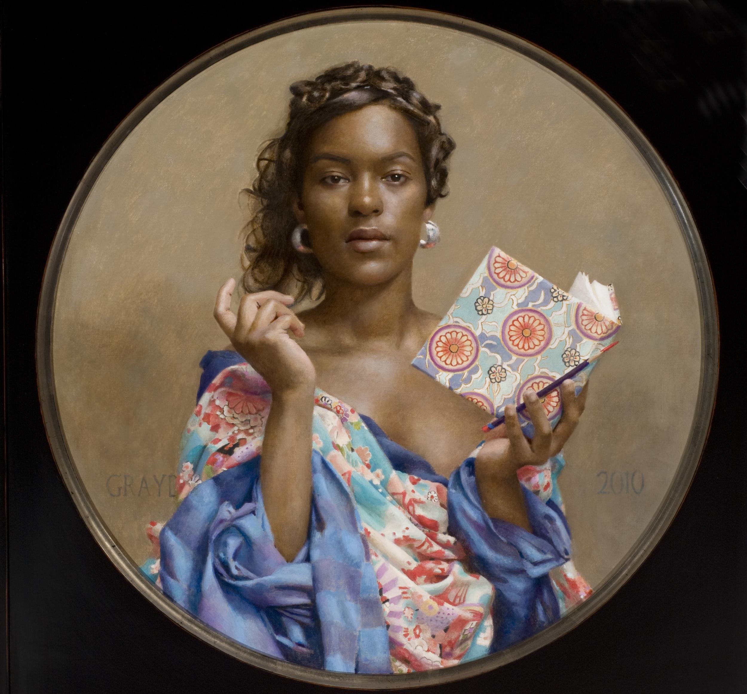 The American Sappho by Graydon Parrish