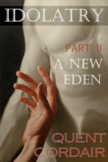 Idolatry Part II cover art by Bryan Larsen