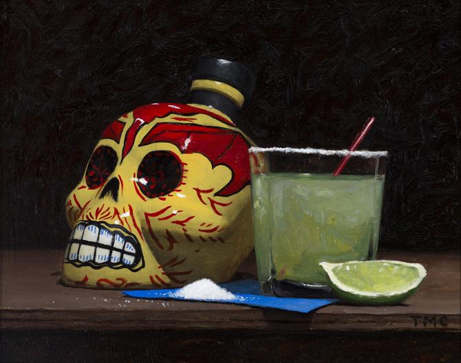 El Dia de los Muertos by Todd Casey