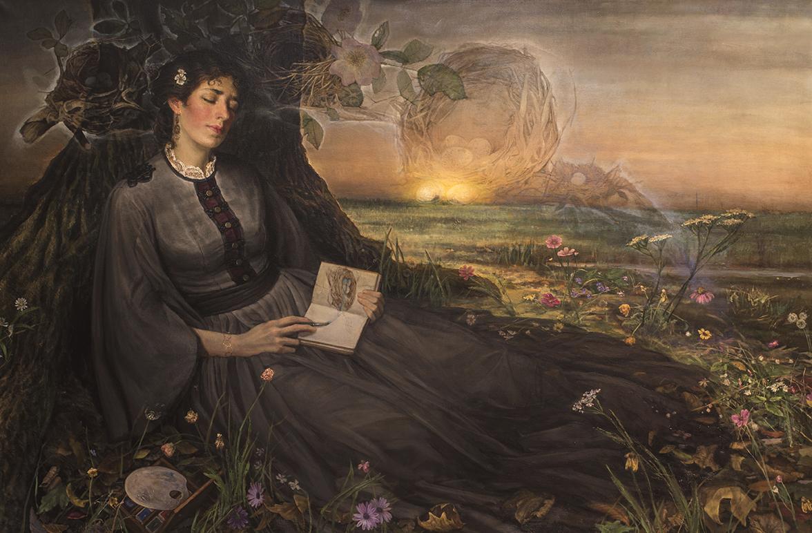 Genevieve Estelle Jones by Gabriela Dellosso