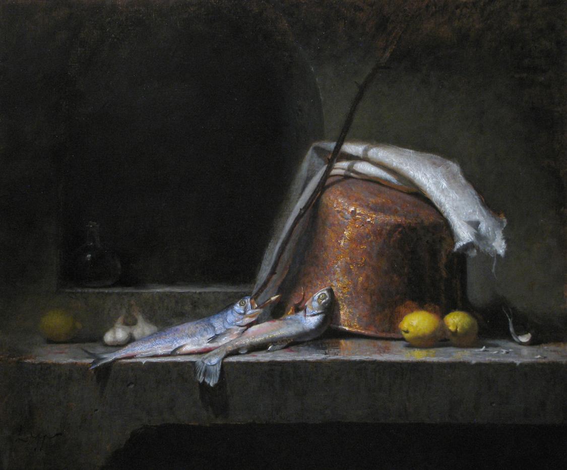 Sustenance, 30 x 36, by Jeff Legg