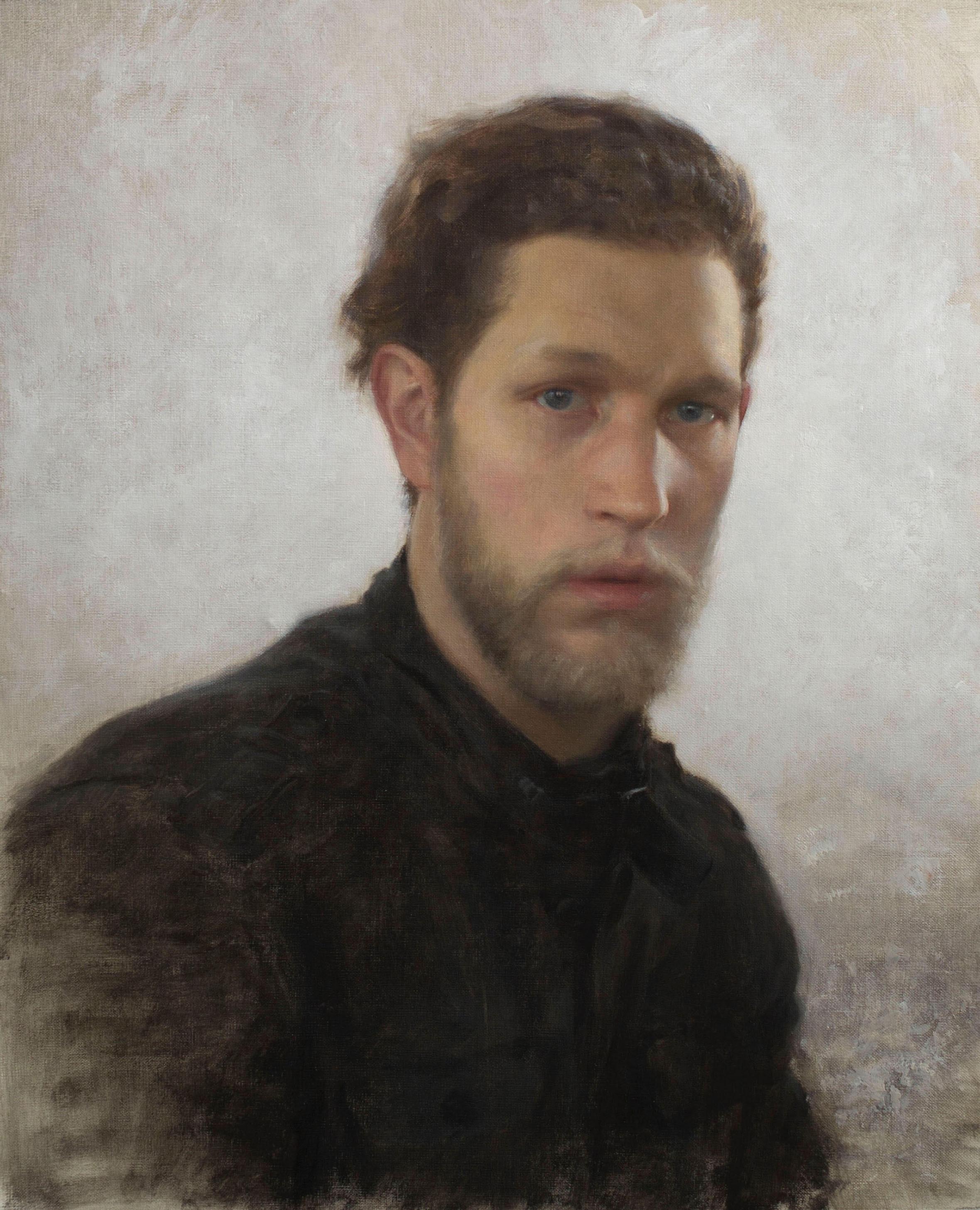 Self Reflection, 20 x 16, by Joshua LaRock