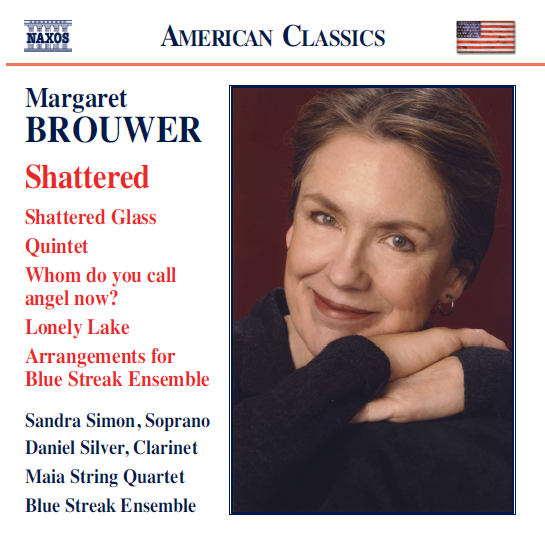 """Margaret Brouwer has an ear for creating some exquisite sounds and textures that listeners will find beguiling. The performances are first rate as is the recording..."" - The Classical Reviewer"