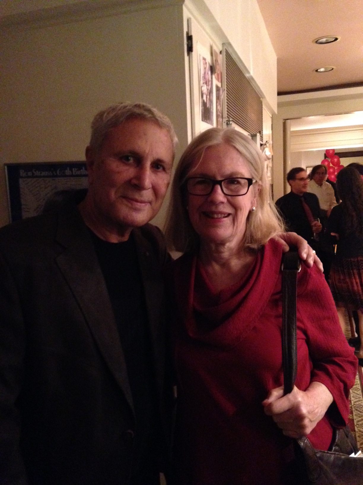 John Corigliano and Margaret Brouwer