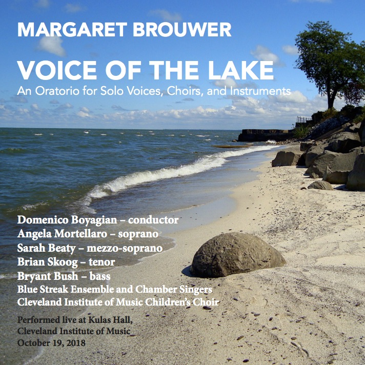"DVD of the live performance of ""Voice of the Lake"" is available for purchase for $30. For each DVD sold, $8 will be donated to the North American Lake Management Society. To place an order, email: brouwermusic@gmail.com"