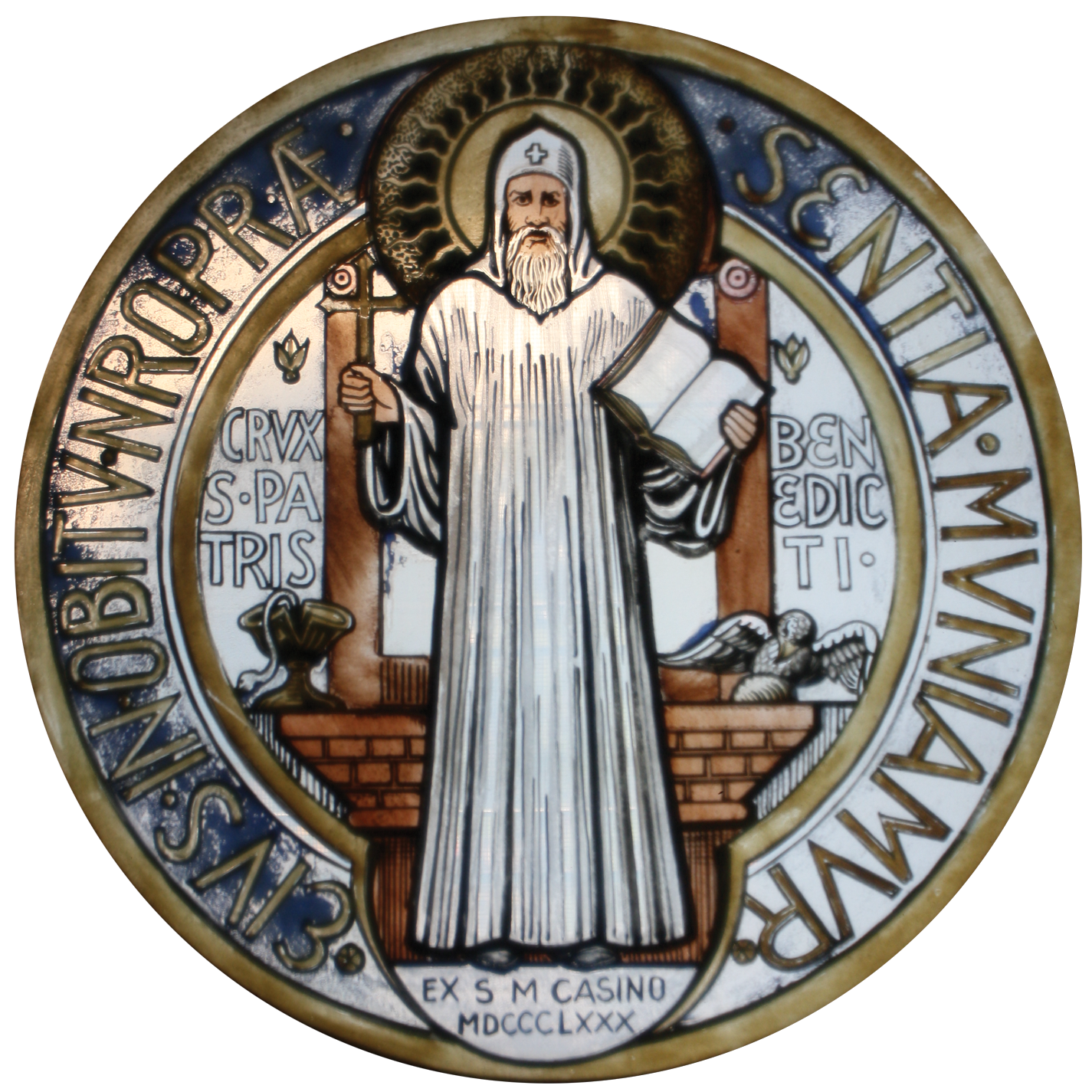 Obverse , Saint Benedict Medal